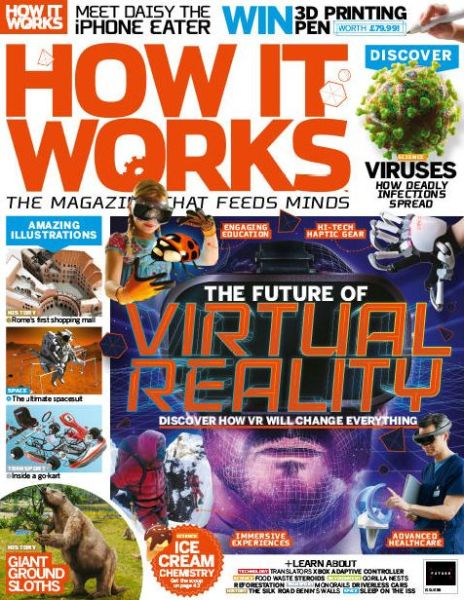THE FUTURE OF VIRTUAL REALITY – B&N Readouts