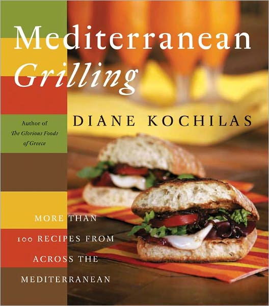 Mediterranean Grilling: More Than 100 Recipes from Across the Mediterranean (PagePerfect NOOK Book)