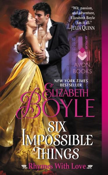 Six Impossible Things: Rhymes With Love