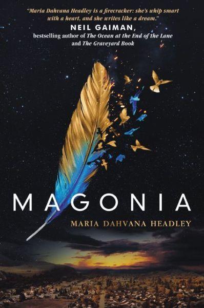 Magonia (Magonia Series #1)