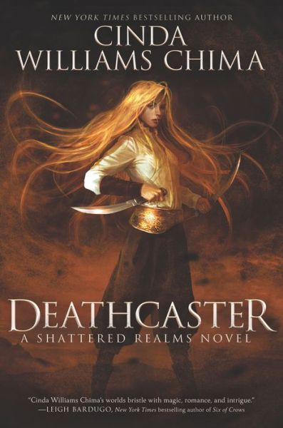 Deathcaster (Shattered Realms Series #4)