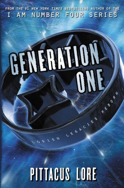 Generation One (Lorien Legacies Reborn Series #1)