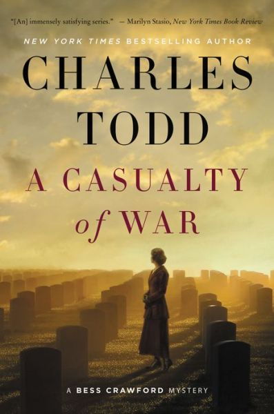 A casualty of war a bess crawford mystery bn readouts a casualty of war a bess crawford mystery fandeluxe Image collections