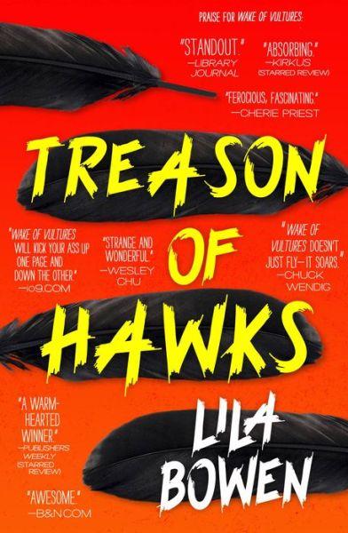 Treason of Hawks – B&N Readouts