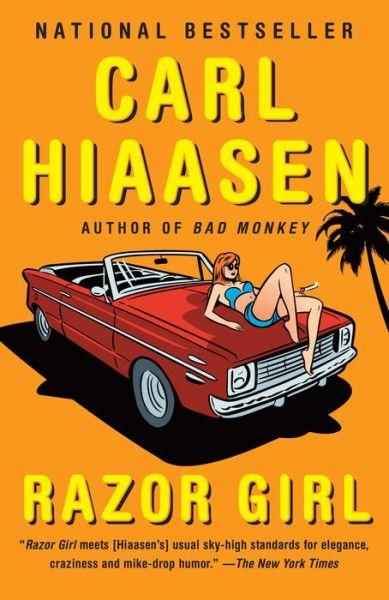 Razor Girl (Andrew Yancy Series #2)