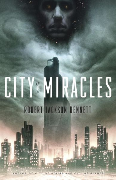 City of Miracles (Divine Cities Series #3)