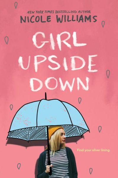 Girl Upside Down