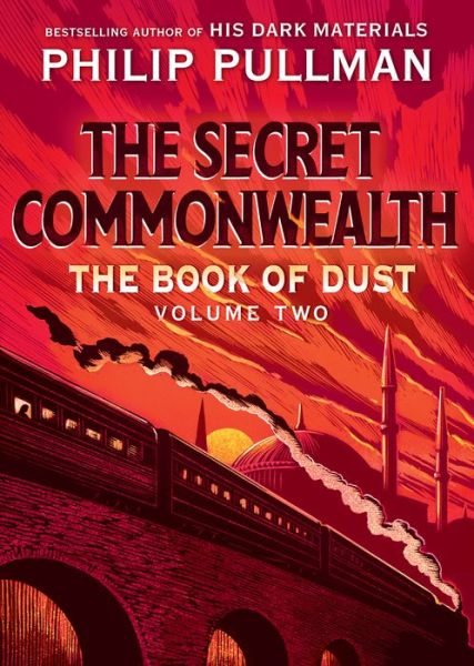 The Secret Commonwealth (The Book of Dust Series #2)