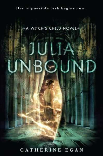 Julia Unbound – B&N Readouts