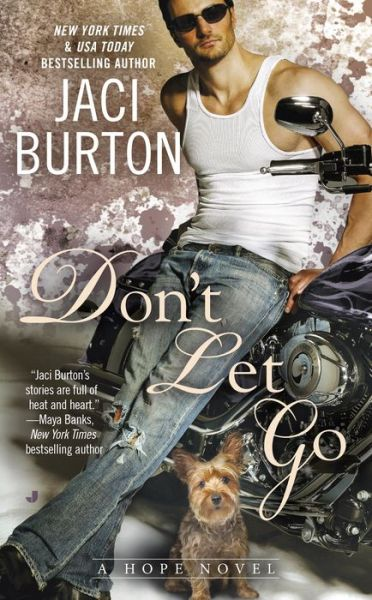 Don't Let Go (Hope Series #6)