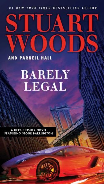 Barely Legal (Herbie Fisher Series #1)