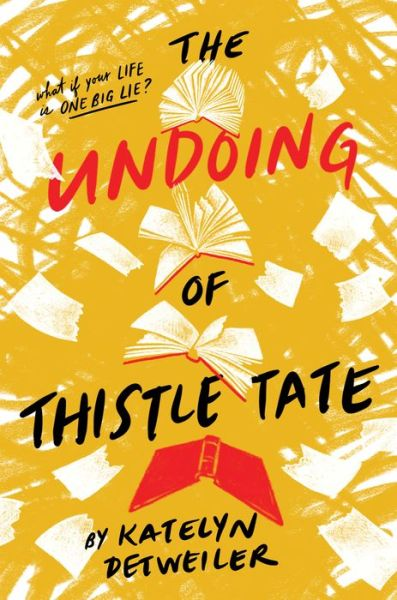 The Undoing of Thistle Tate