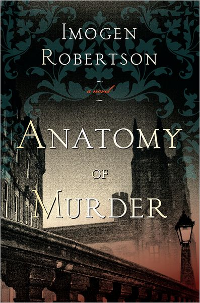 Anatomy of Murder (Crowther and Westerman Series #2)