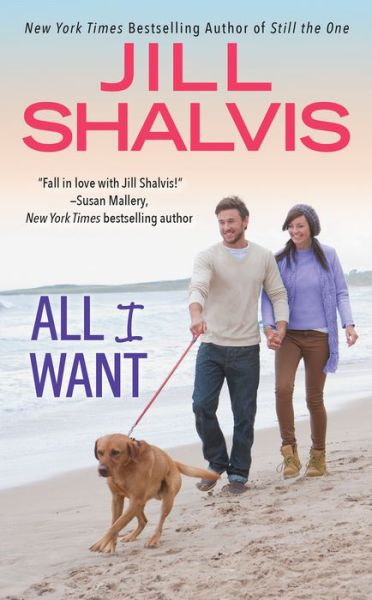 All I Want (Animal Magnetism Series #7)