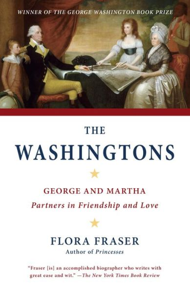 """The Washingtons: George and Martha, """"Join'd by Friendship, Crown'd by Love"""""""