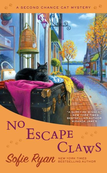 No Escape Claws (Second Chance Cat Mystery Series #6) – B&N Readouts