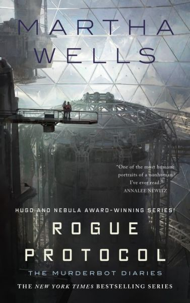 Rogue Protocol (Murderbot Diaries Series #3)