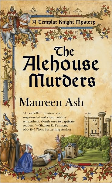The Alehouse Murders (Templar Knight Mystery Series #1)