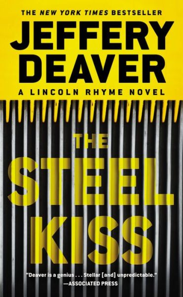 The Steel Kiss (Lincoln Rhyme Series #12)