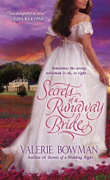 Secrets of a Runaway Bride (Secret Brides Series #2)