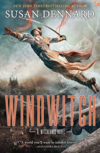 Windwitch (Witchlands Series #2)