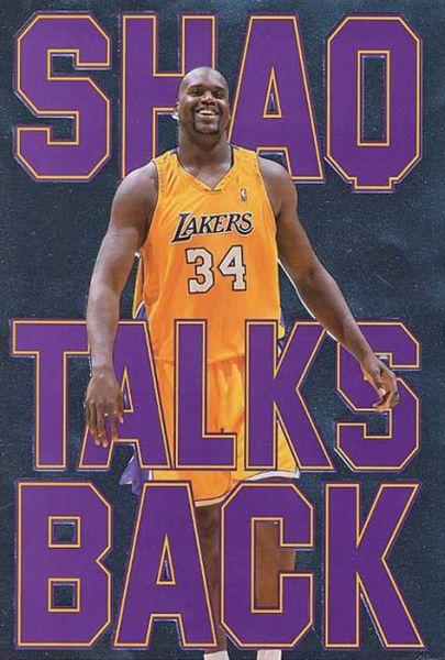 Shaq Talks Back
