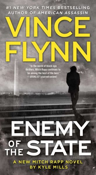 Enemy of the State (Mitch Rapp Series #16)