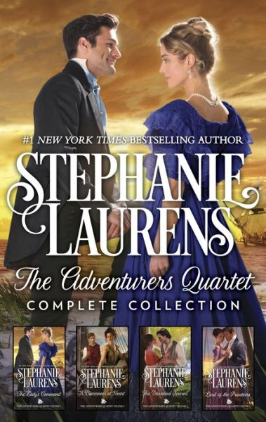 The Adventurers Quartet Complete Collection: An Anthology