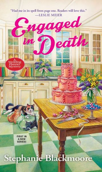 Wedding Planner Mystery.Engaged In Death Wedding Planner Mystery Series 1 B N Readouts