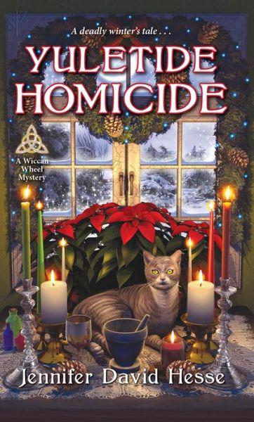 Yuletide Homicide (Wiccan Wheel Series #3)