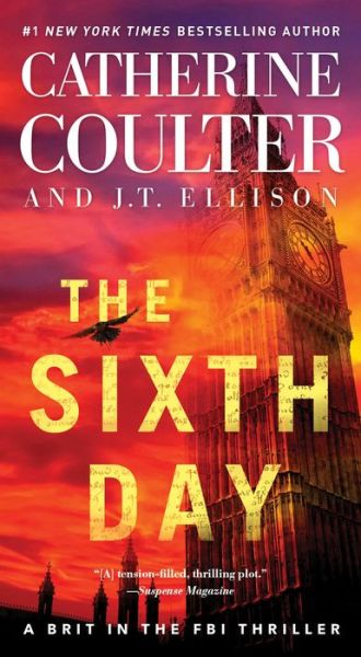 The Sixth Day (A Brit in the FBI Series #5)