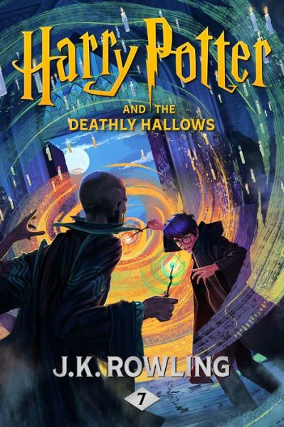 Harry Potter And The Deathly Hallows Harry Potter Series 7 Bn