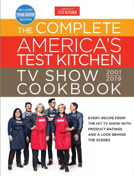 Test Kitchen TV Show Cookbook