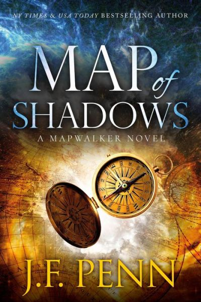 Map Of Shadows (Mapwalkers, #1)