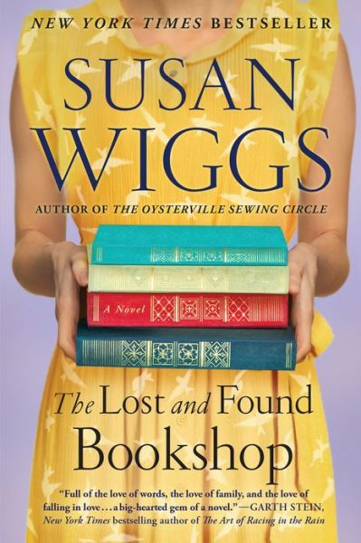 The Lost and Found Bookshop: A Novel