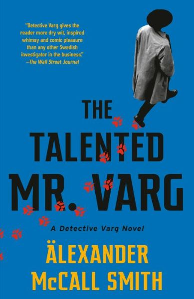 The Talented Mr. Varg: A Detective Varg Novel (2)